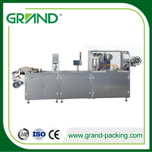 Mini Alu Plastic Coklat Liquid Chocolate Blister Machine Packing For Chocolate Packaging